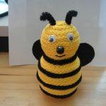 Tricotin abeille