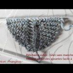 Youtube tricoter un chale