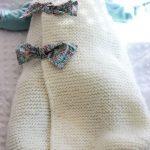 Tricoter turbulette pour bébé