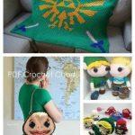 Tricoter zelda
