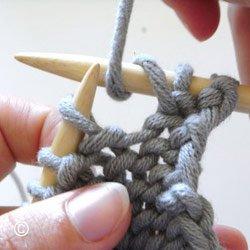Tricoter un jeté