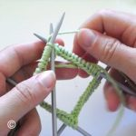 Tricoter avec 4 aiguilles