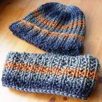 Tricoter un bonnet pour garçon de 4 ans