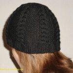 Tricoter un bonnet homme aiguille 5