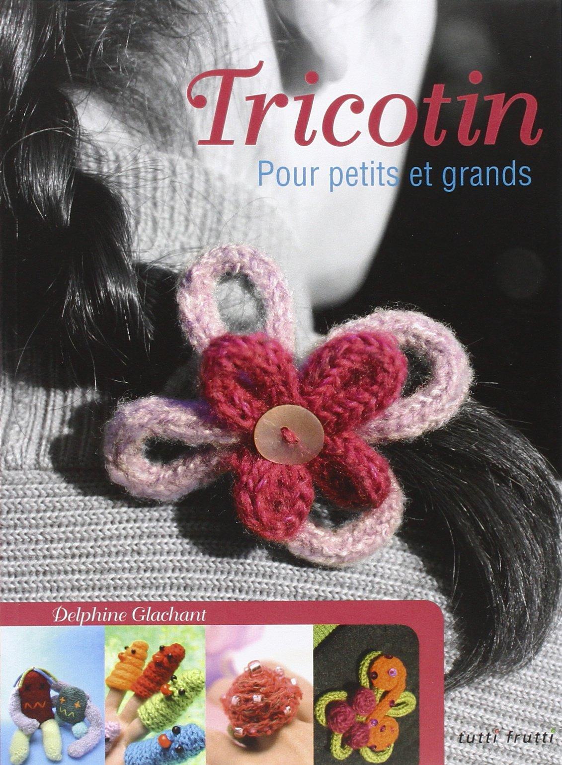Tricotin long echarpe