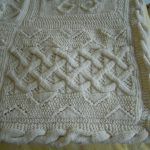 Tricoter un plaid au crochet