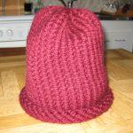 Tricoter un bonnet au tricotin circulaire