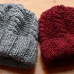 Tricoter une bonnet