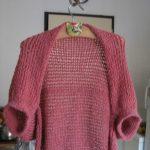 Tuto robe tricotin