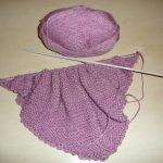 Tricoter facile un chale
