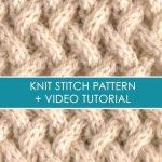 Tricoter facile videos