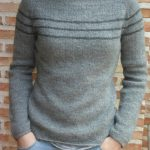 Tricot facile pull homme