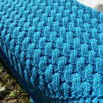 Couverture bébé tricot a faire