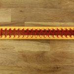 Tricoter avec un tricotin rectangulaire