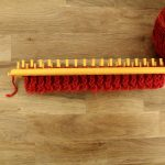Tuto tricotin plat