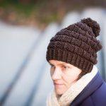 Tricoter en rond bonnet