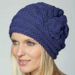 Tricoter bonnet fille