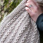 Tricot debutant quelle laine