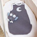 Tricoter gigoteuse bébé facile