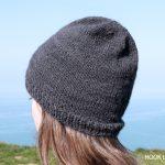 Tricoter un bonnet avec des aiguilles circulaires