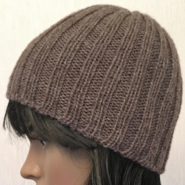 Tricoter un bonnet facile