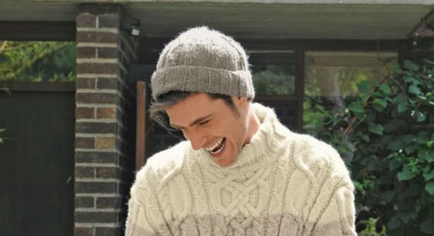 Tricoter un bonnet garcon facile
