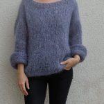 Tricoter son premier pull
