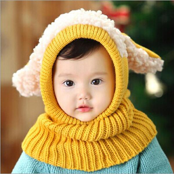 Tricot bebe hiver