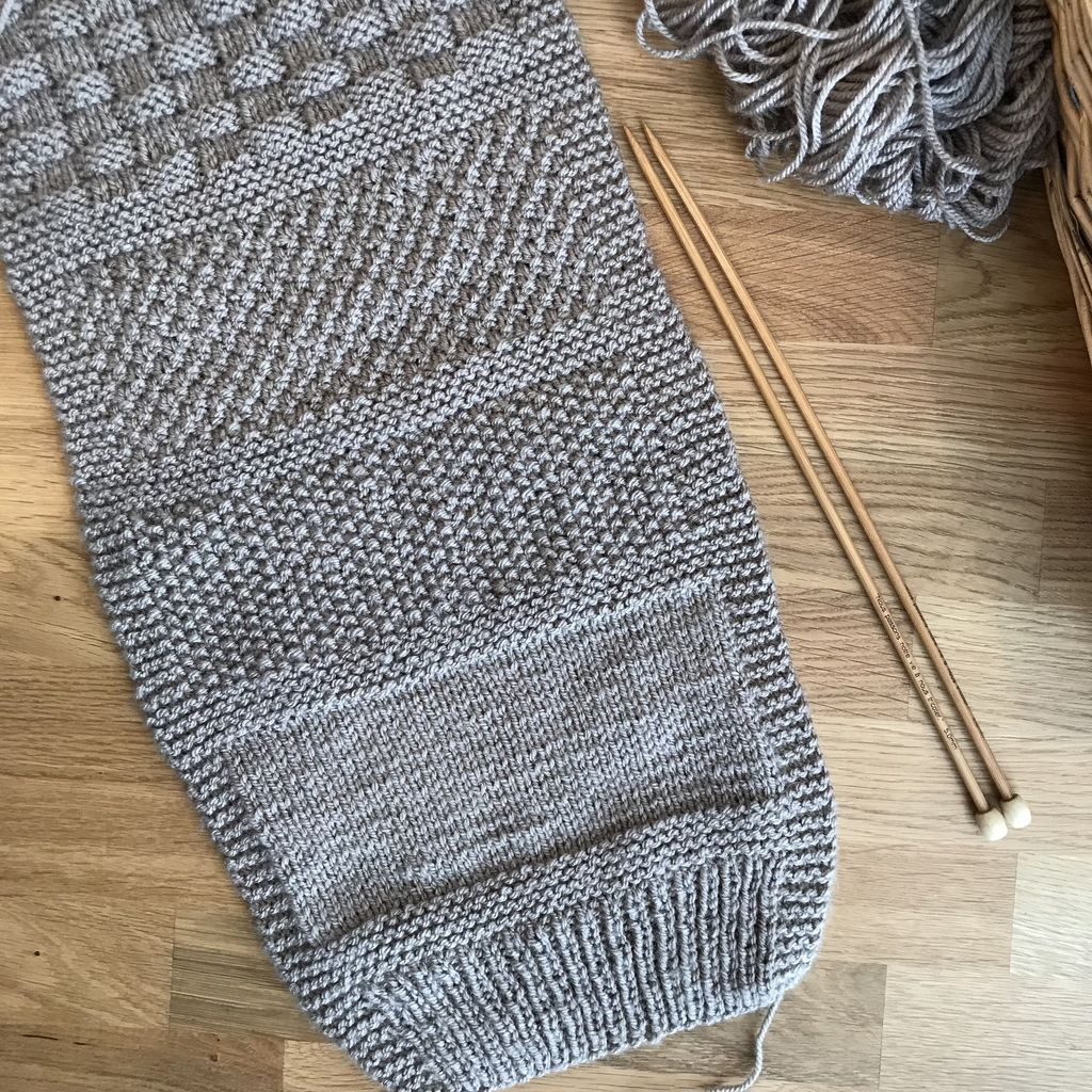 Ouvrage tricot debutant