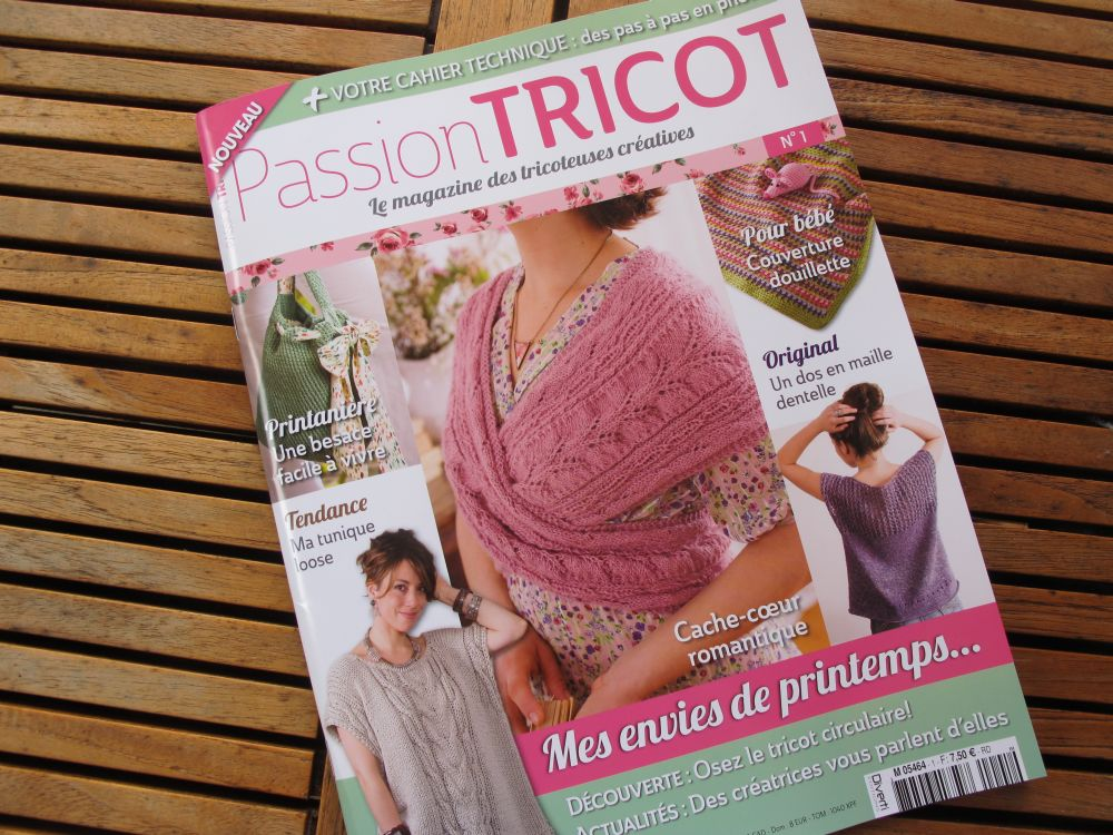 Tricot point jersey