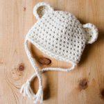 Tricoter un bonnet pour bebe au crochet