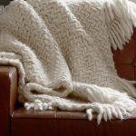 Apprendre a tricoter un plaid debutant