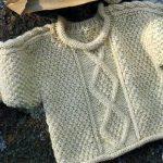 Tricoter pull bébé