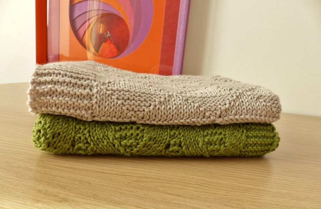 Tricoter quelque chose