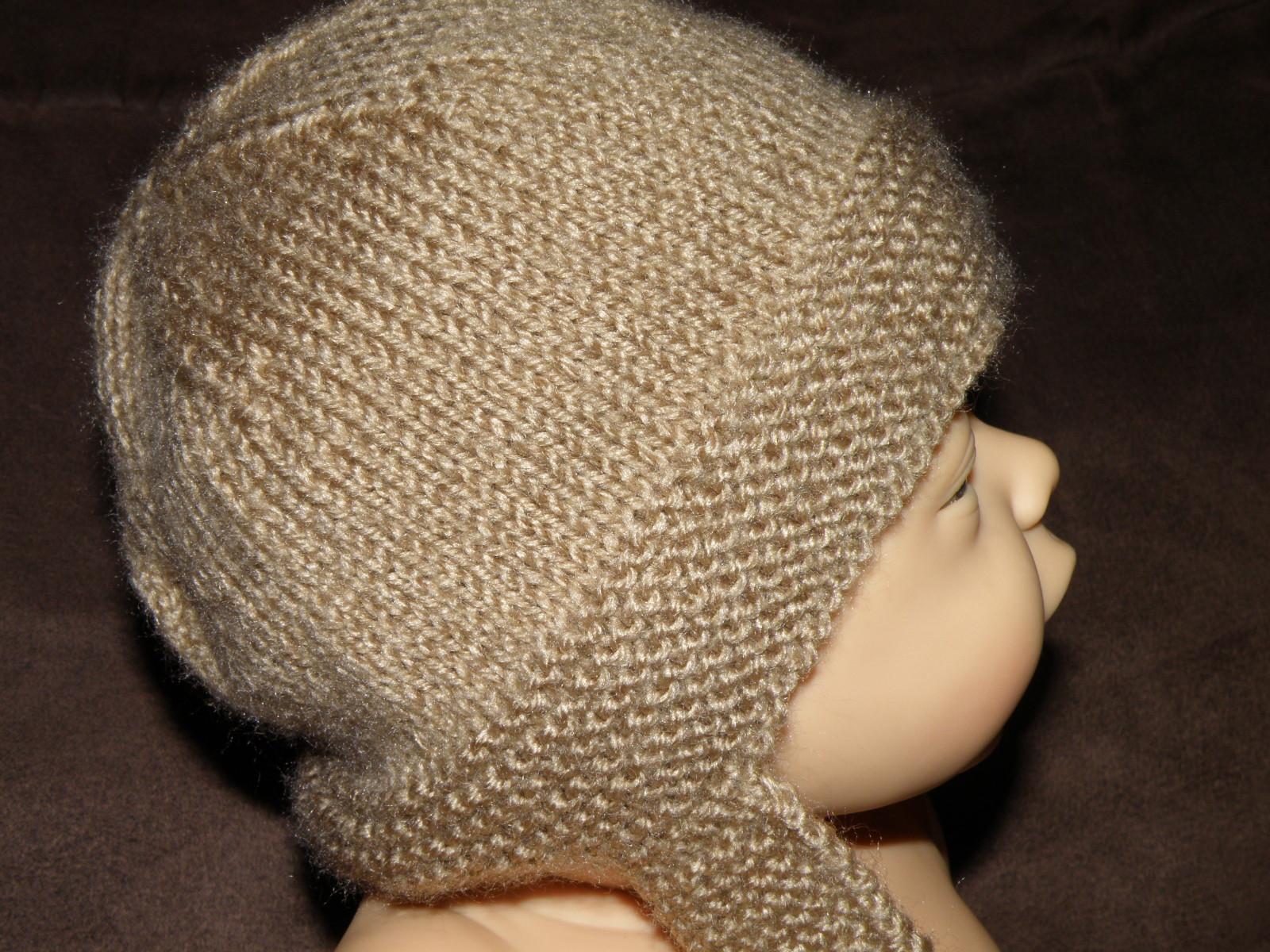Comment tricoter un bonnet pour un bébé