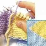Tricot changer de couleur
