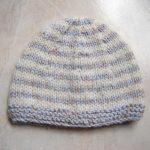 Tricoter un bonnet de marin