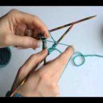 Tricoter en rond monter les mailles