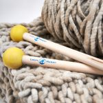 Aiguilles a tricoter xxl