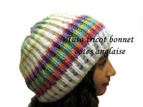 Tricoter un bonnet homme facile