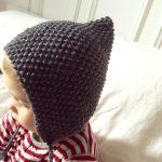 Comment tricoter un bonnet avec un crochet