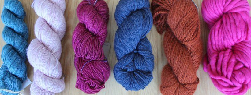Quelle laine pour tricoter un bonnet