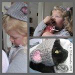 Tricoter un bonnet pour son chat