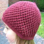 Comment tricoter un bonnet laine