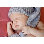 Tricoter un bonnet de lutin pour bébé