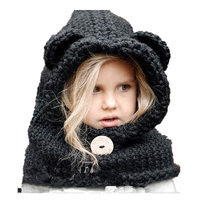 Tricoter bonnet ours