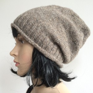 Tricot slouch facile