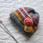 Tricoter bonnet bébé 2 ans