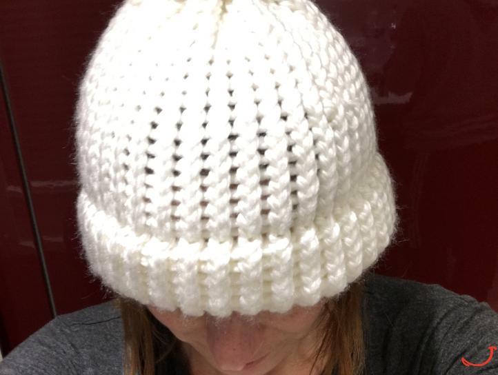 Tricotin bonnet