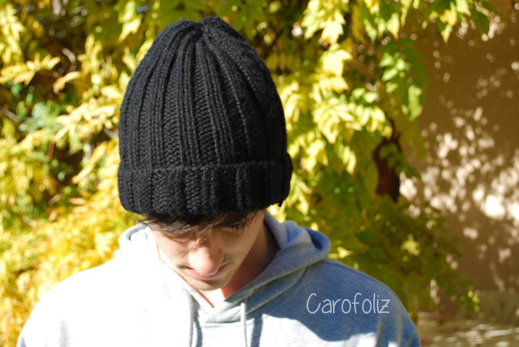 Tricoter un bonnet femme facile